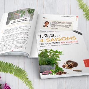 4 saisons de cueillette-Tome 2